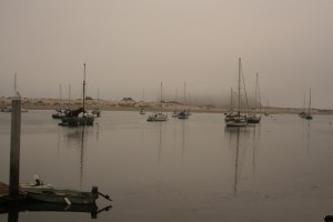 Morro Bay, CA, from my last escape